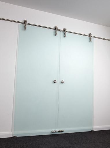Interior sliding glass doors toughened glass doors for Internal double sliding doors